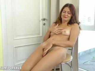 Boys first fuck with mom