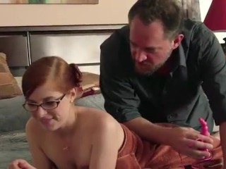 Slut takes loads of dick